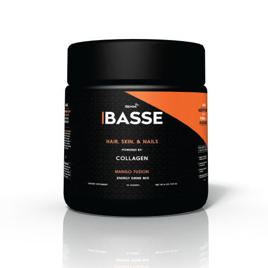 BASSE Collagen Canister