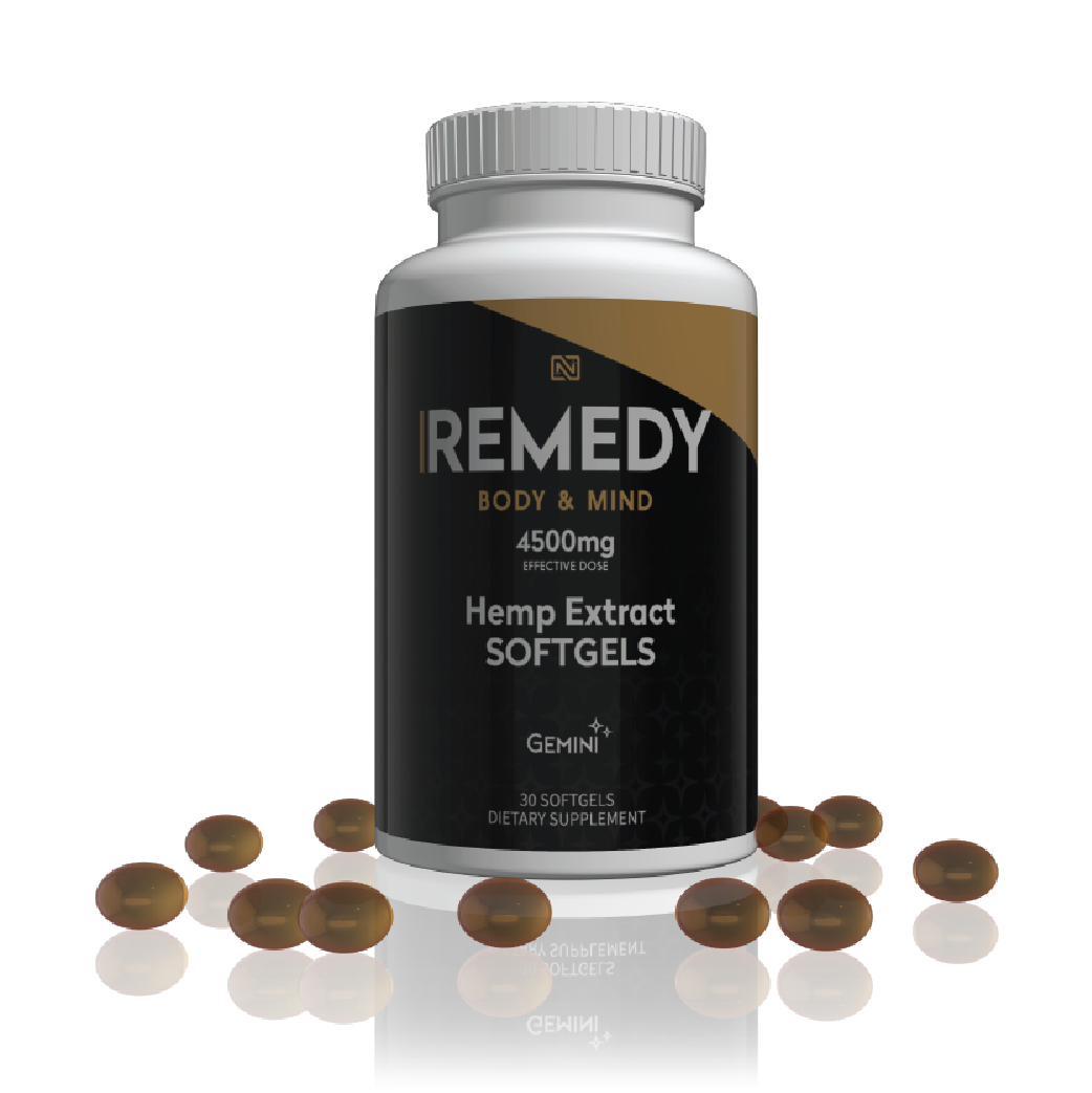 REMEDY 4500 SOFTGELS