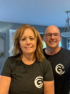 Mark and Lisa Flodell